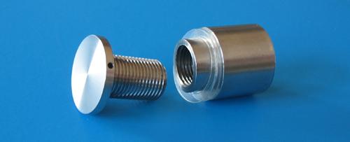 62mm x 25mm 10 Stück Distanzhülse Abstandshülse aus Gummi